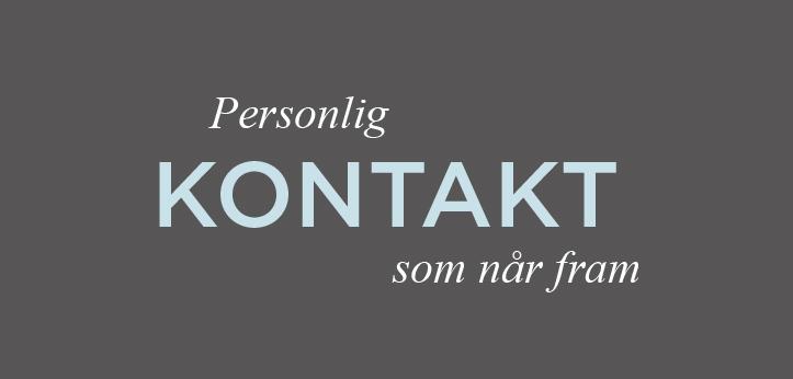 PersonligKontakt