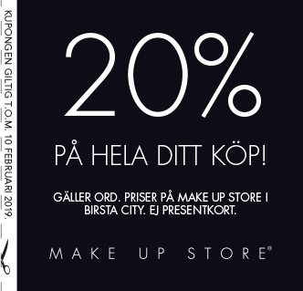make up store birsta