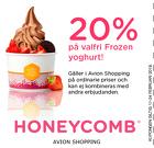 20% på valfri frozen yoghurt